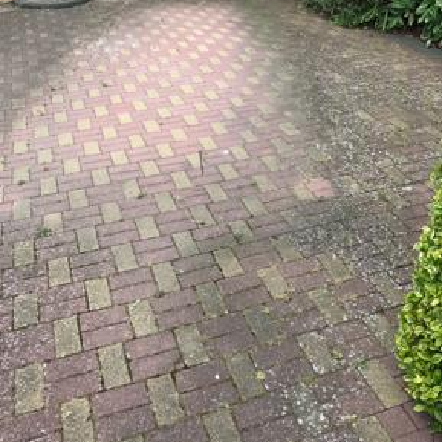 Nice Clean - After a Patio Clean