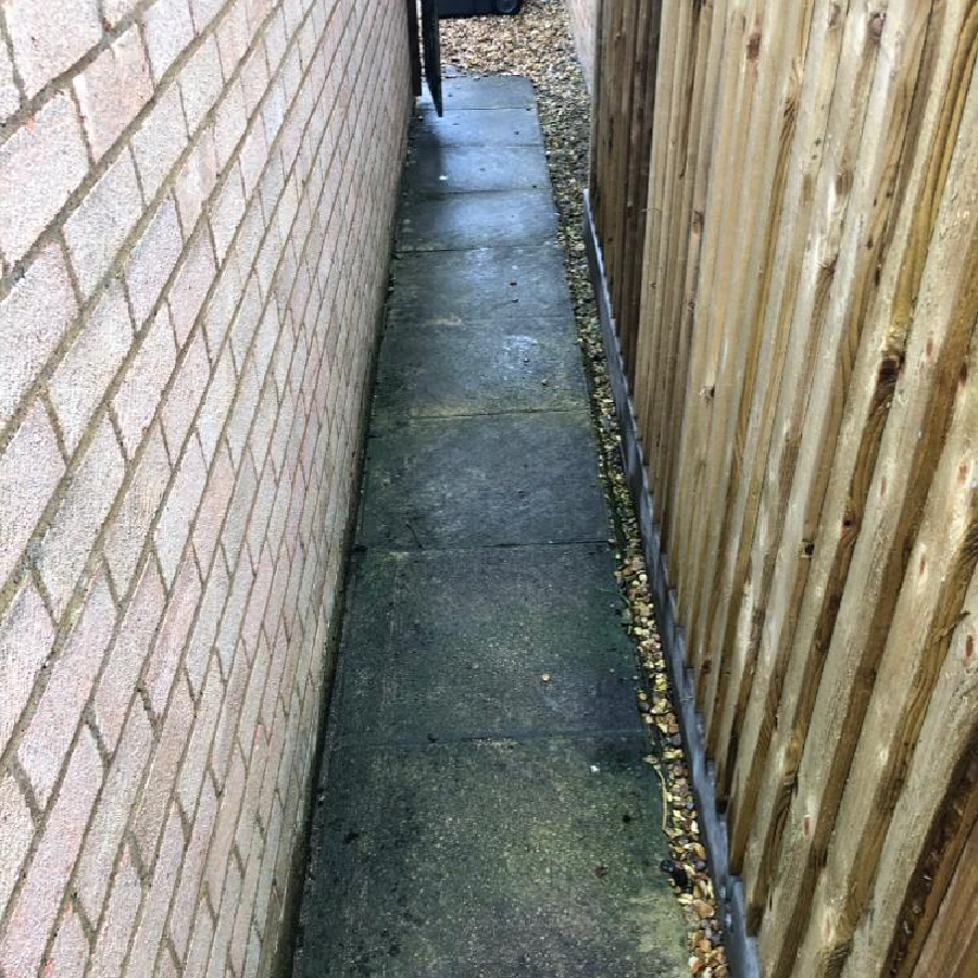 Nice Clean - Pathway After a Clean