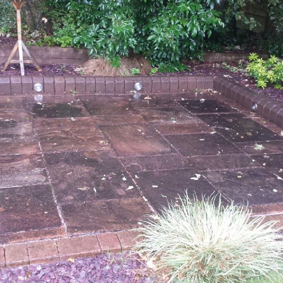 Nice Clean - Patio After a Clean