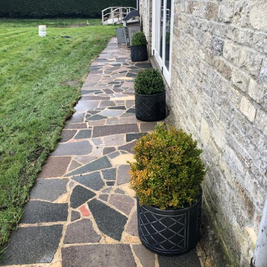 Nice Clean - Patio Path After a Clean